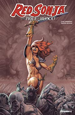 Red Sonja: Price of Blood Collection