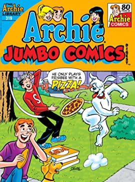 Archie Double Digest #319