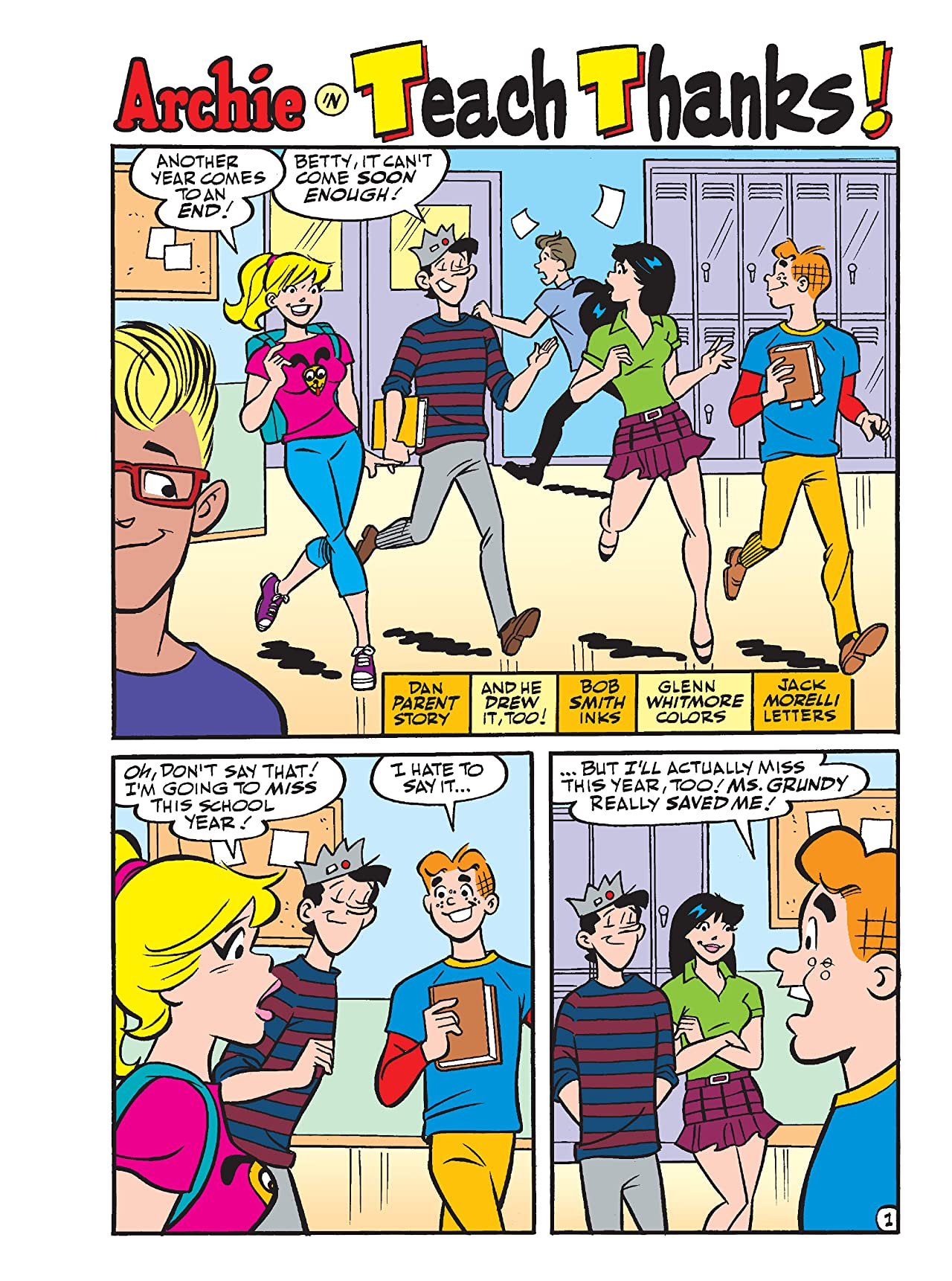 Archie Double Digest #319