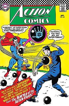 Action Comics (1938-2011) No.341