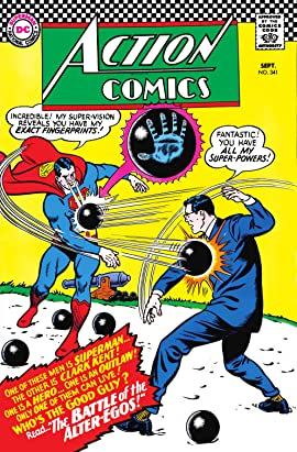 Action Comics (1938-2011) #341