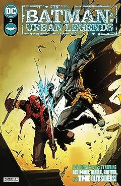 Batman: Urban Legends (2021-) No.2