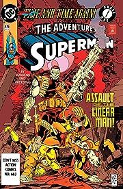 Adventures of Superman (1986-2006) #476