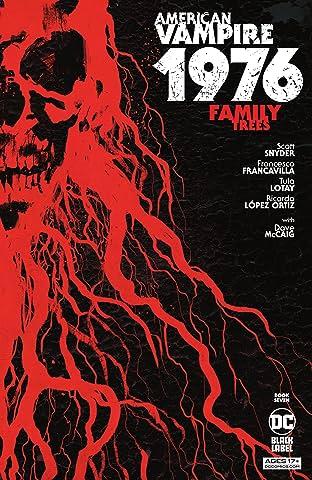American Vampire 1976 (2020-) No.7