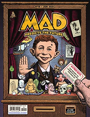 MAD Magazine (2018-) No.19