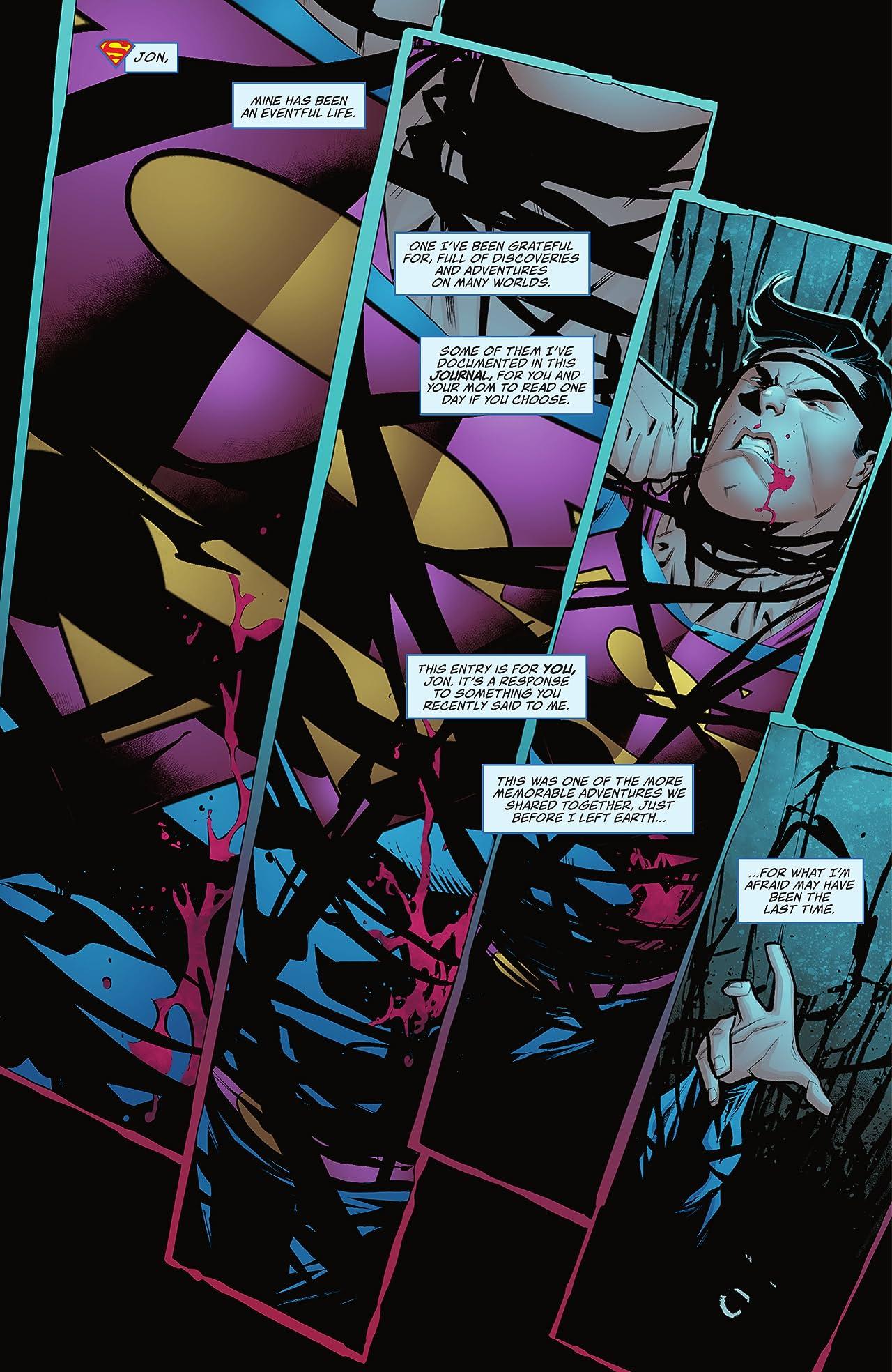 Superman (2018-) #30