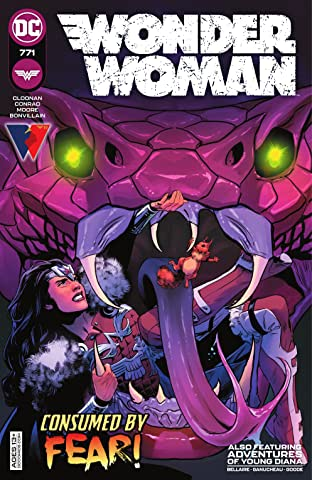 Wonder Woman (2016-) No.771