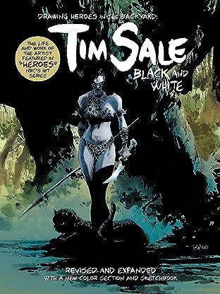 Tim Sale Black and White