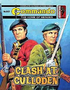 Commando #5427: Clash At Culloden