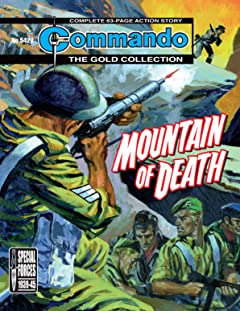 Commando #5428: Mountain Of Death