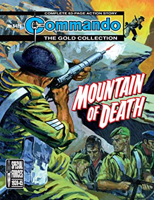Commando No.5428: Mountain Of Death