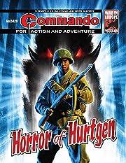 Commando #5429: Horror Of Hurtgen