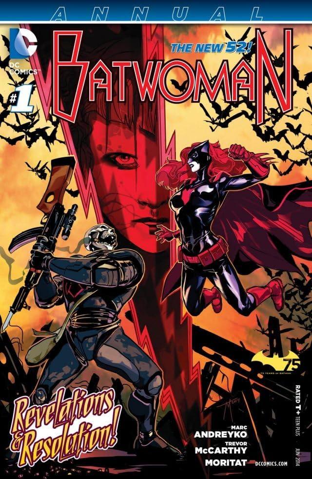 Batwoman (2011-2015): Annual #1