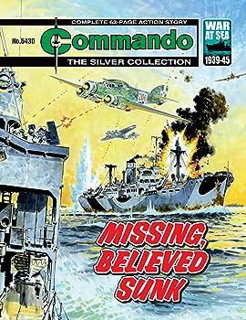 Commando #5430: Missing, Believed Sunk