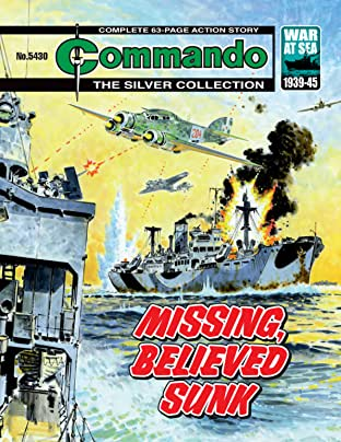 Commando No.5430: Missing, Believed Sunk