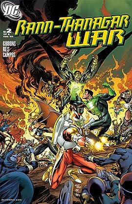 Rann/Thanagar War #2 (of 6)
