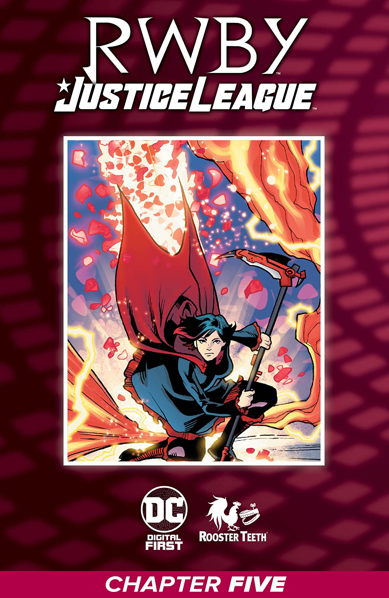 RWBY/Justice League (2021) #5