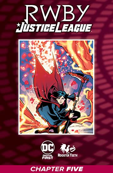 RWBY/Justice League (2021) No.5