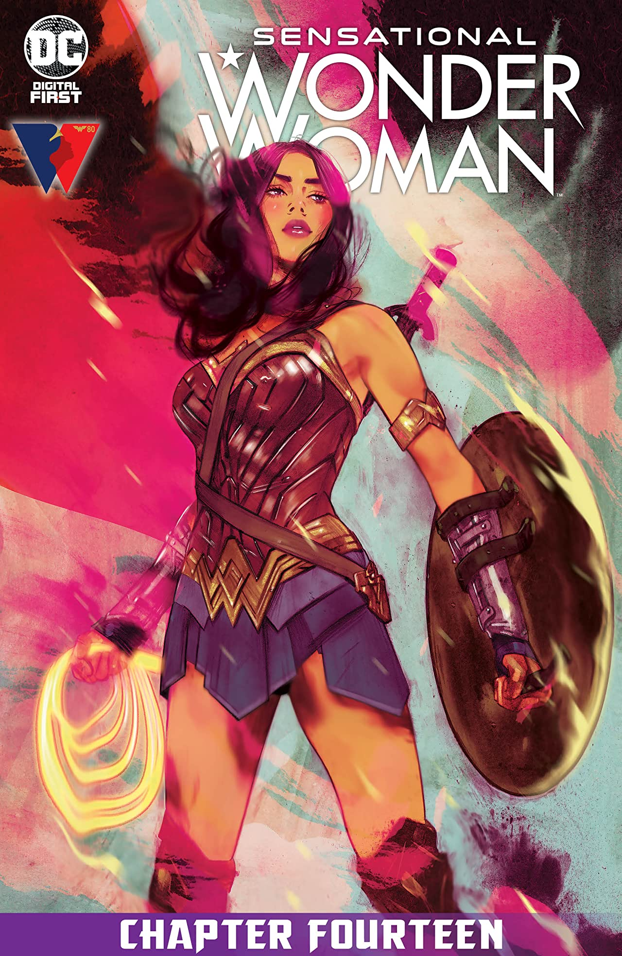 Sensational Wonder Woman (2021-) #14