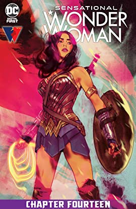 Sensational Wonder Woman (2021-) #14