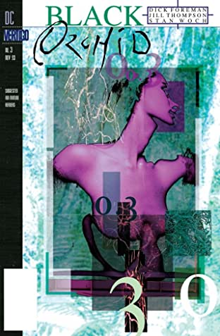 Black Orchid (1993-1995) No.3