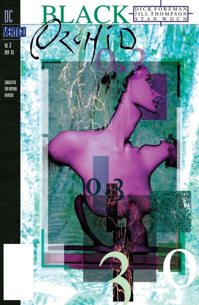 Black Orchid (1993-1995) #3