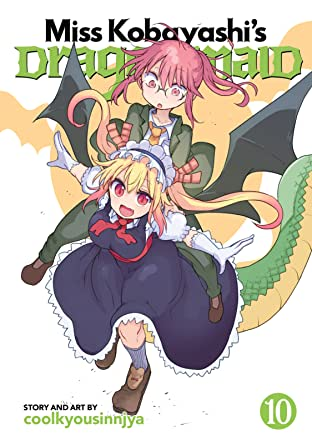 Miss Kobayashi's Dragon Maid Vol. 10