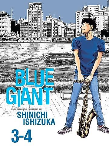 Blue Giant Omnibus Vols. 3-4