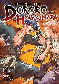 The Legend of Dororo and Hyakkimaru Vol. 3