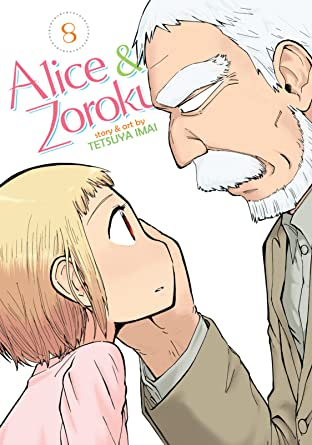 Alice & Zoroku Vol. 8