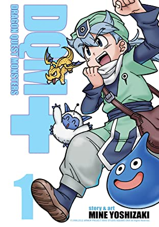 Dragon Quest Monsters+ Vol. 1