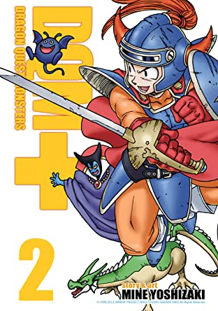 Dragon Quest Monsters+ Vol. 2