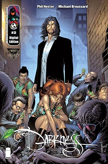 The Darkness #66