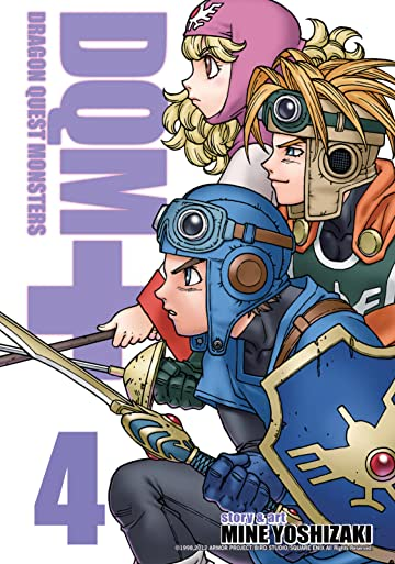Dragon Quest Monsters+ Vol. 4