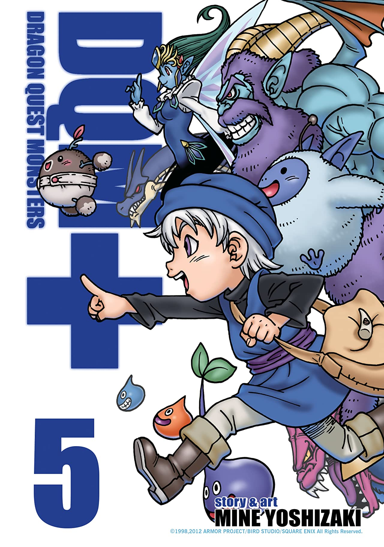 Dragon Quest Monsters+ Vol. 5