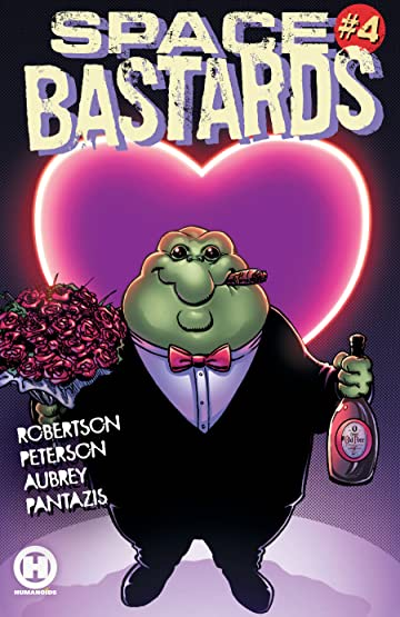 Space Bastards Vol. 4