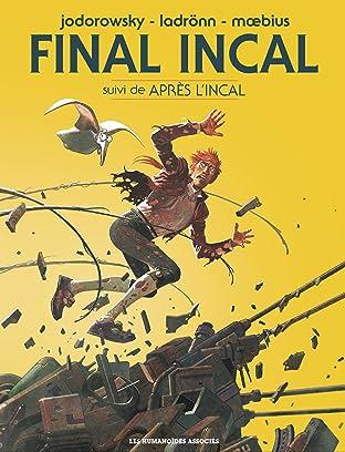 Final Incal: Intégrale numérique