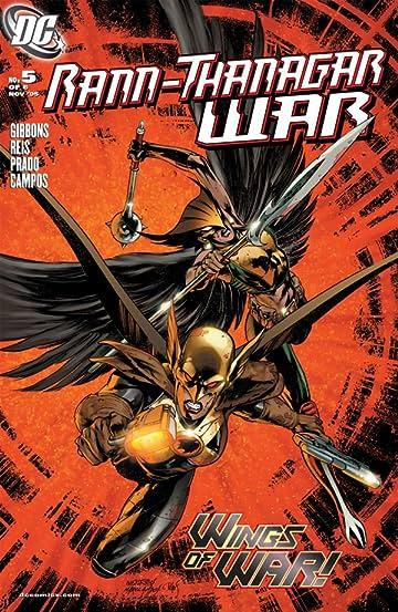 Rann/Thanagar War #5