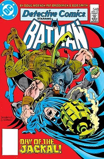 Detective Comics (1937-2011) #548