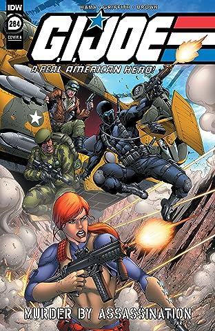 G.I. Joe: A Real American Hero No.284