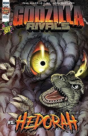 Godzilla Rivals: Vs. Hedorah