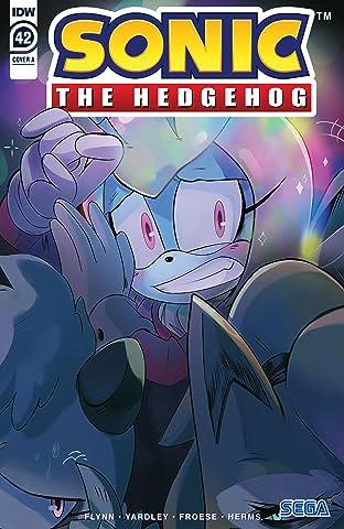 Sonic the Hedgehog (2018-) No.42
