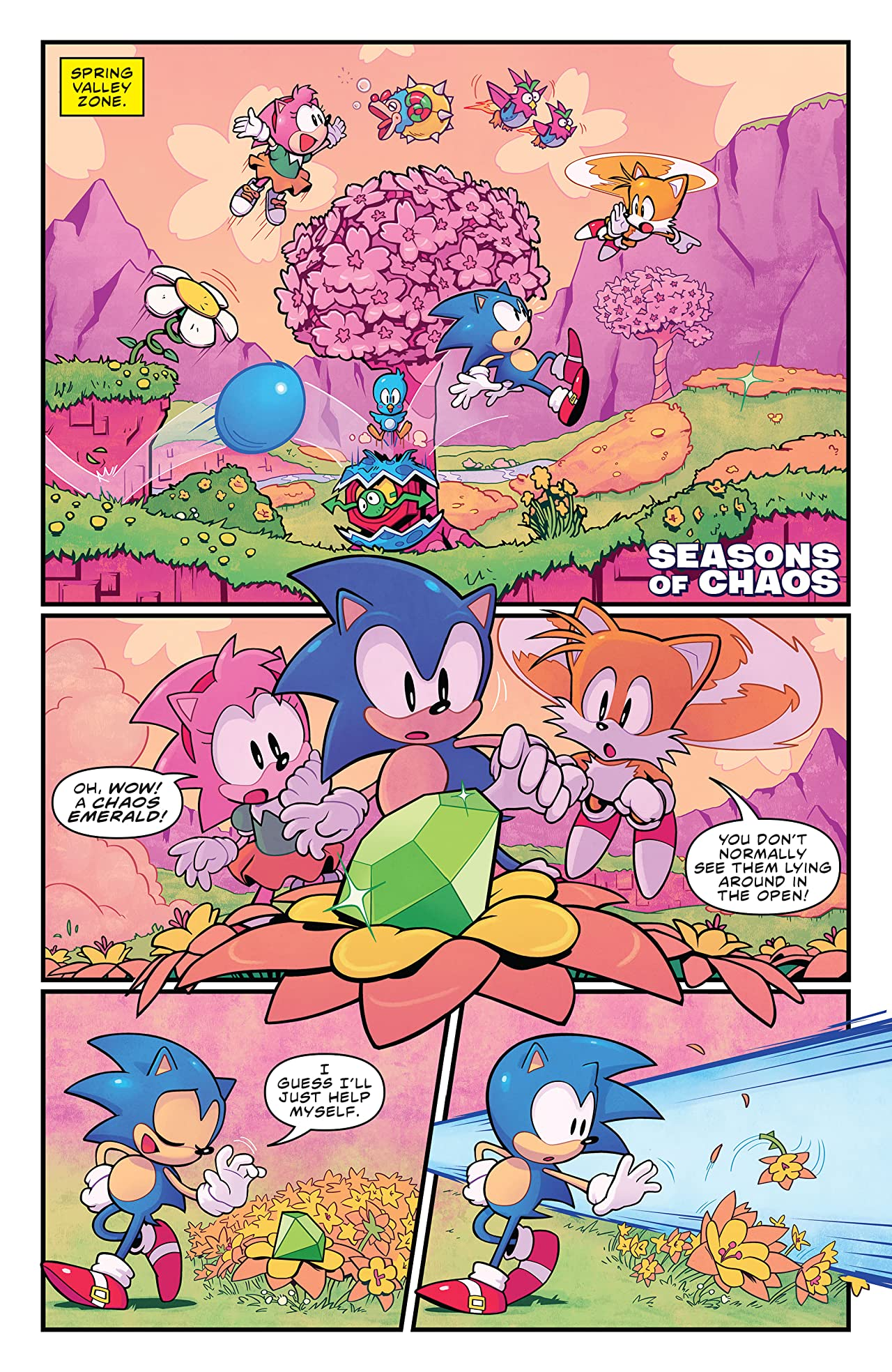 Sonic the Hedgehog 30th Anniversary Special