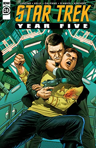 Star Trek: Year Five No.24