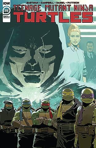 Teenage Mutant Ninja Turtles #118