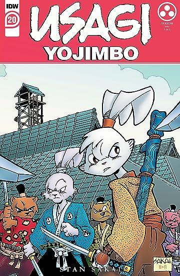 Usagi Yojimbo (2019-) #20