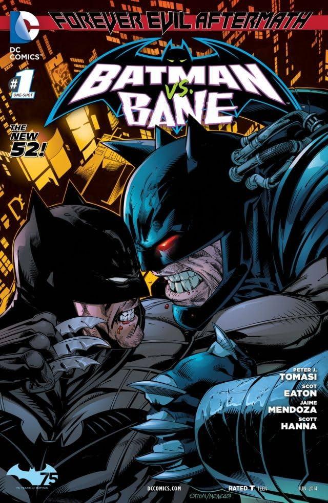 Forever Evil Aftermath: Batman vs. Bane #1