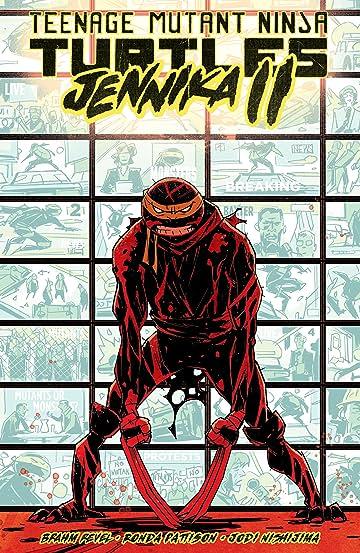 Teenage Mutant Ninja Turtles: Jennika II