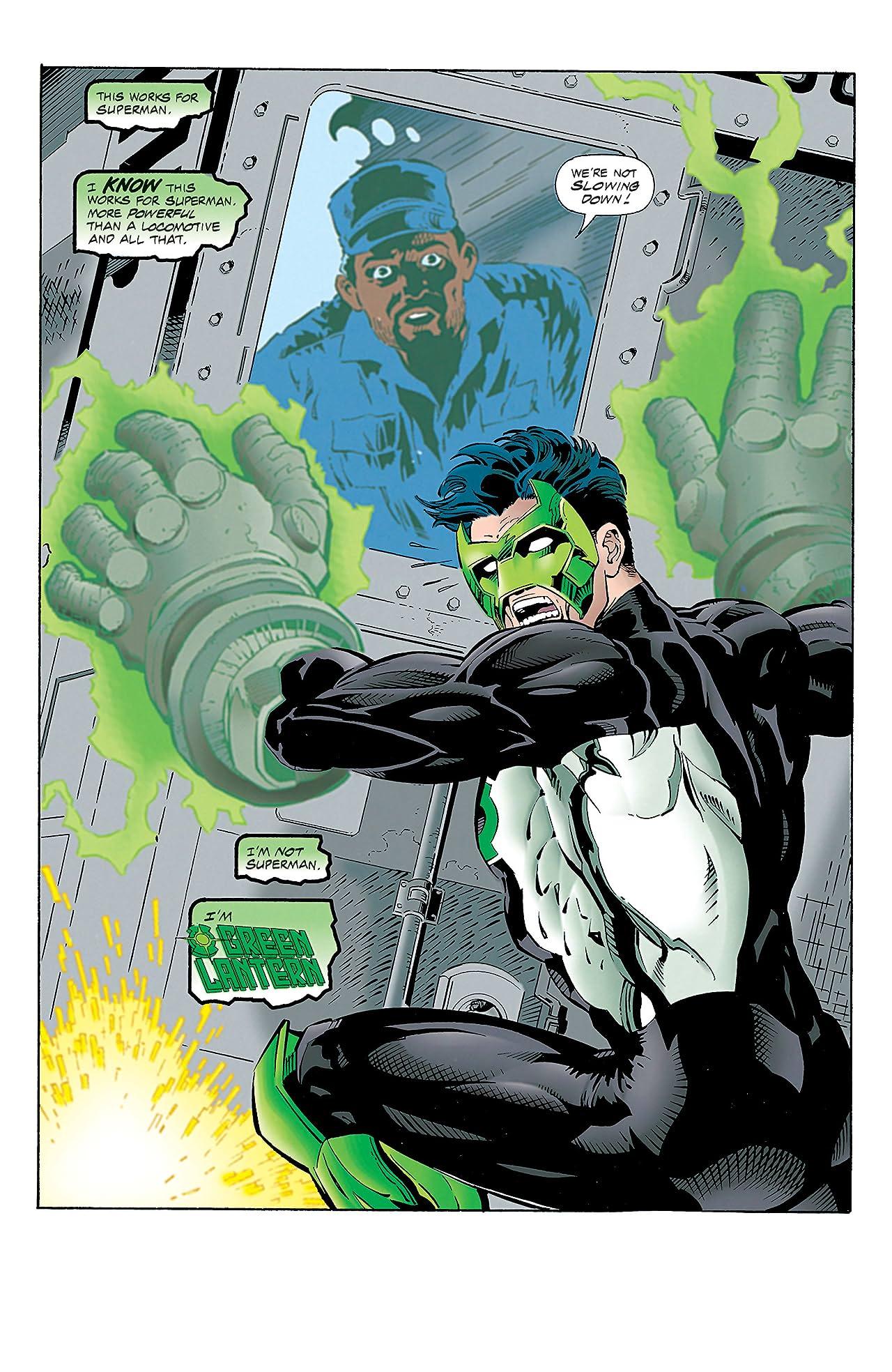 Green Lantern (1990-2004) #78
