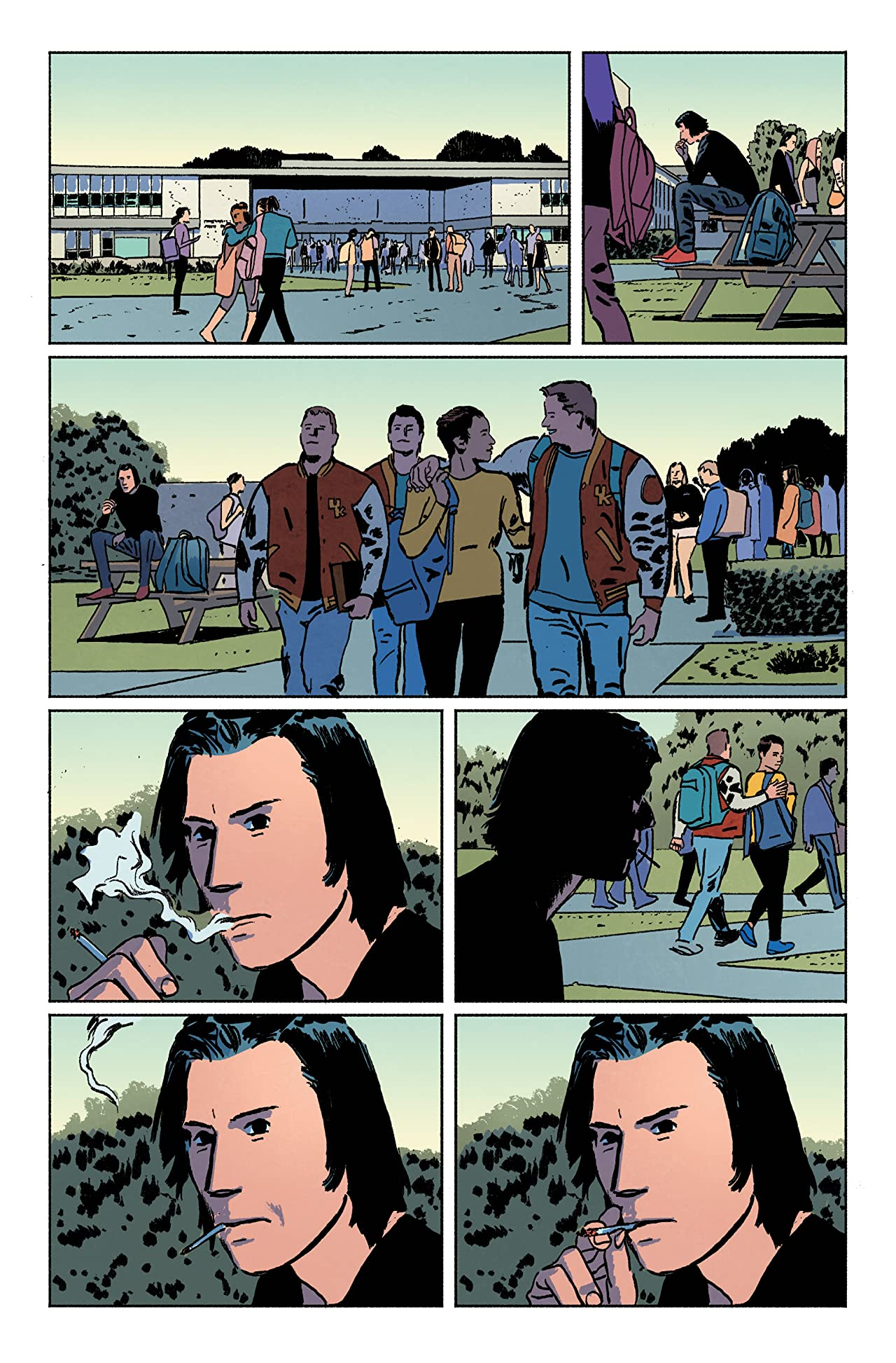 Youth Season Two (comiXology Originals) No.1